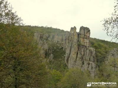 Parque Natural Saja-Besaya y Valderredible (Monte Hijedo) senderismo españa semana santa las mejore